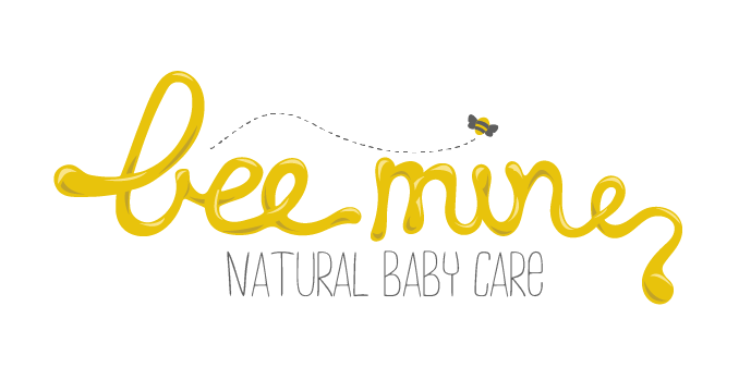 Bee Mine logo design by Barefaced Design