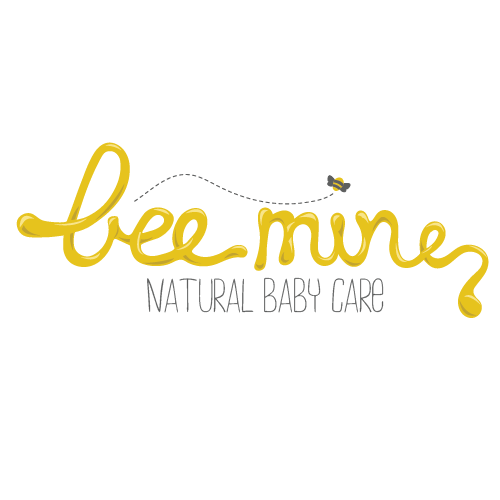 Bee Mine Natural Baby Care Logo