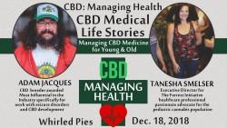 Left Coast Community Events presents CBD:  Medical Life Stories presented