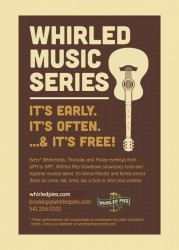 Whirled Music Series, The Avalonians