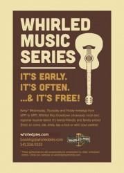 Whirled Music Series, Jim Carr