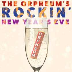 Orpheum's Rockin' New Years Eve, DJ Lounge Lizard D