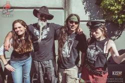 Stoned Evergreen Travelers with Zero Down, Brain Cell Genocide, Voodoo Death Gun