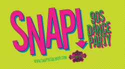 SNAP! 90s Dance Party at Ophelia's Electric Soapbox, DJ A-L (Future Classic Music)