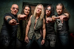 Warrant with Immortal Synn, Highwire, Cirkus, Rover Red, Conaxx