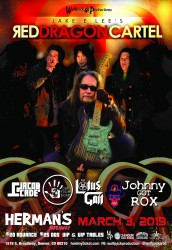 Red Dragon Cartel with Johnny Got Rox, Lotus Gait, Jacob Cade, ONE FROM NONE