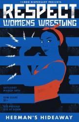RESPECT VOL 2.  Women's Wrestling