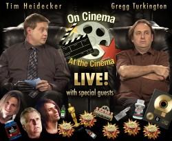 On Cinema At the Cinema Live