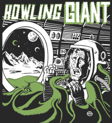 Howling Giant with Mosida