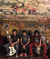 Radkey with One Flew West, And The Black Feathers