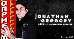 Anger Management Comedy featuring Jonathan Gregory