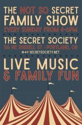 The Not-So-Secret Family Show!, Mo Phillips