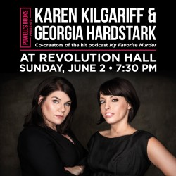 KAREN KILGARIFF & GEORGIA HARDSTARK