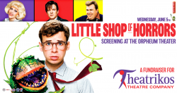 Little Shop of Horrors: A Benefit for Theatrikos