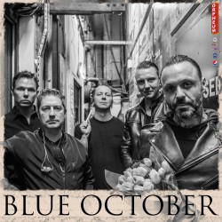 Blue October with Mona