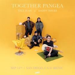 together PANGEA, Vundabar with Dehd
