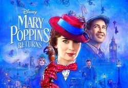 Free Family Summer Film Series: Mary Poppins Returns