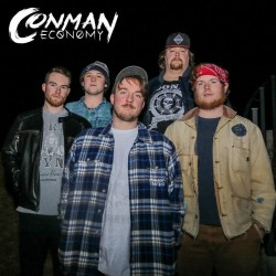 Conman Economy with Nevermind The Damage, Sub-Radio, Bork Laser, Face The Sun