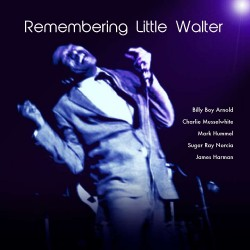 Tribute to Little Walter with Mark Hummel, Nathan James, Wes Starr, R. W. Grigsby