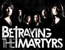 Betraying The Martyrs with Entheos, Within Destruction, Sentinels, Defying Decay