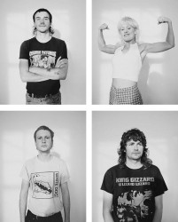 AMYL AND THE SNIFFERS with HEAVY BREATHER, DOMS