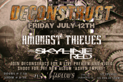 Deconstruct with Amongst Thieves, Skyline Red
