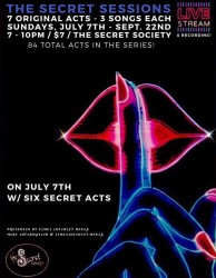 The Secret Sessions