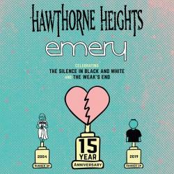 Hawthorne Heights, Emery with Oh, Sleeper