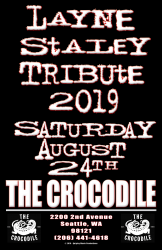 Layne Staley Tribute 2019