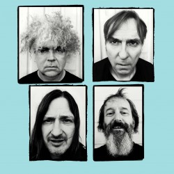 Melvins with Redd Kross, Toshi Kasai