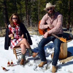 Bison Bone with Casey James Prestwood And The Burning Angels, Claire Heywood