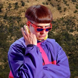 Oliver Tree with NVDES