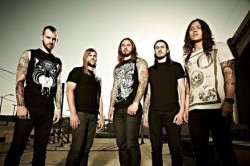 AS I LAY DYING with AFTER THE BURIAL, EMMURE