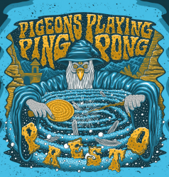 Pigeons Playing Ping Pong - 2 NIGHT PASS